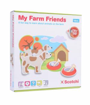 Scotchi My Farm Friends