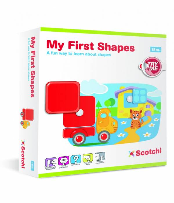 Scotchi My First Shapes