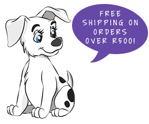 FREE SHIPPING on orders over R500!