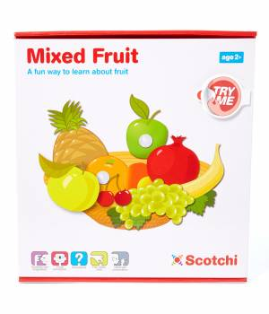 mixed-fruit