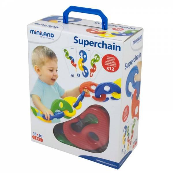 miniland_-_superchain_16_pieces